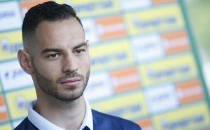 Славчев игра при поражение на неговия тим в Полша