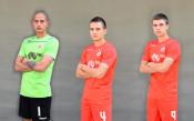 Трима подписаха професионални договори с ЦСКА