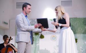 ПРИЗНАНИЕ ЗА NOVA: Репортерът Николай Василковски с награда Зелено перо