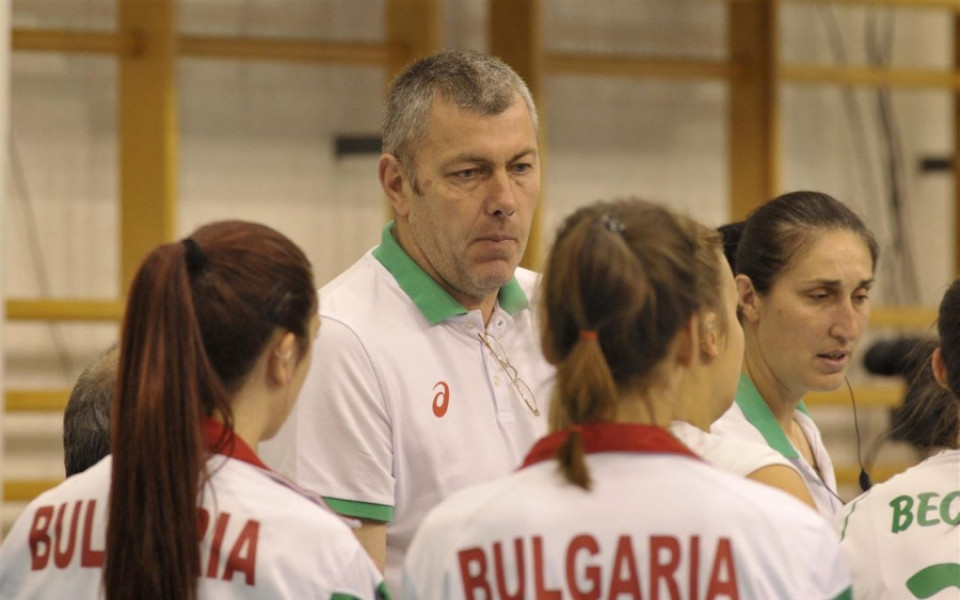 Волейболистките под 20 години започват подготовка за Световното