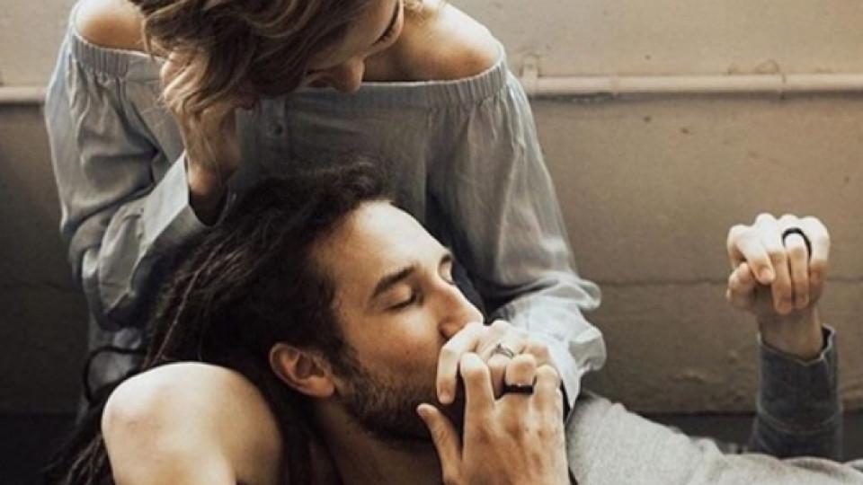 любов двойка мъж жена