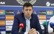 Красимир Иванов: Няма да продаваме Мапуку, за Ривалдиньо се спекулира