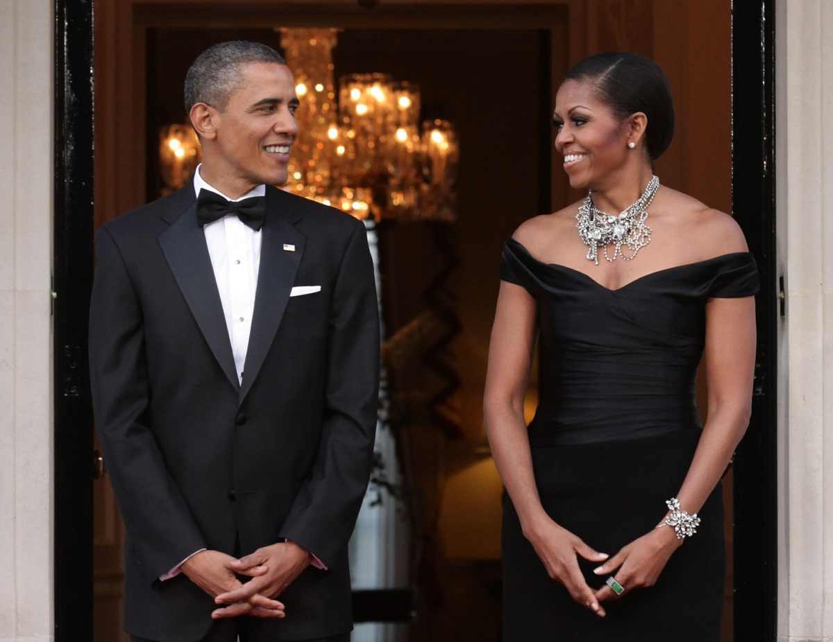 Мишел Обама в супер форма на 54 г. - Фото галерии | Vesti.bg