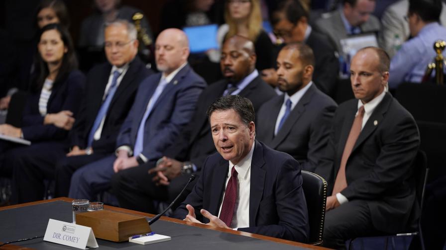Бившият шеф на ФБР: Тръмп е морално неспособен за президент