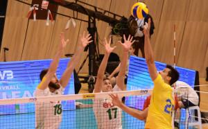 Резервите на България загубиха от Бразилия