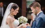 Футболист на Черно море вдигна пищна сватба на брега на морето