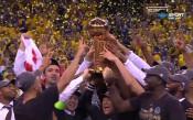 Емоциите на един шампион - Голдън Стейт вдигна титлата