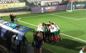 България осминфиналист на Европейското по минифутбол