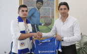 Иван Горанов подписа с Левски за три години