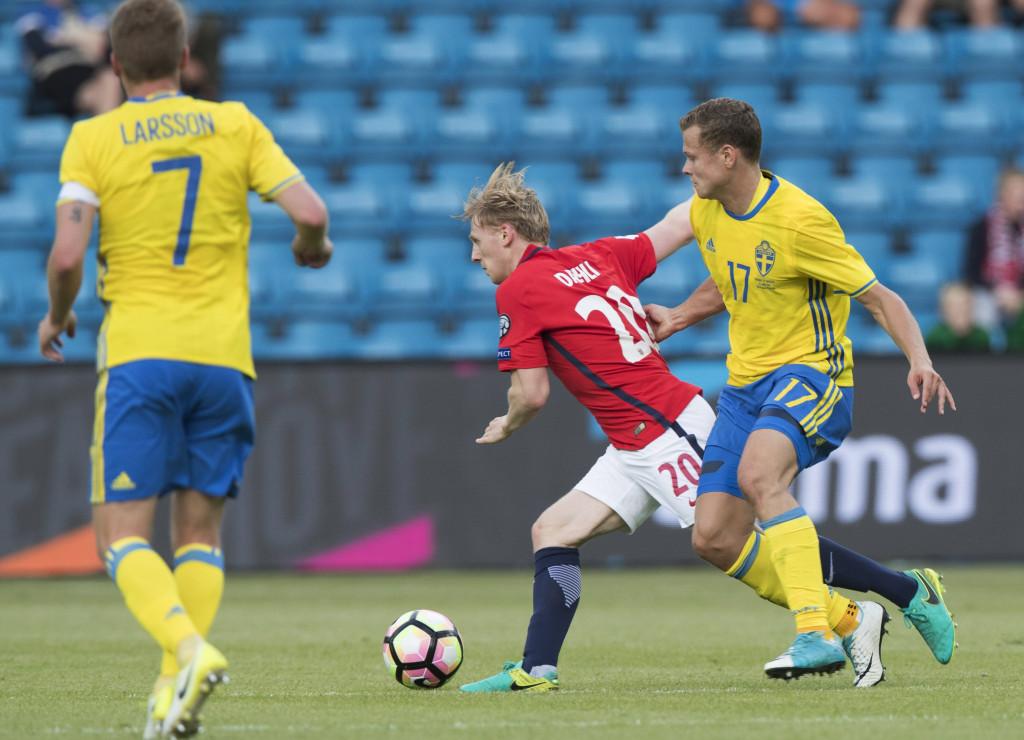 Норвегия - Швеция<strong> източник: БГНЕС</strong>
