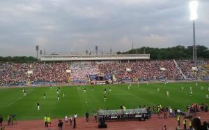 Левски поставя рекорд в дербито, пълни касата