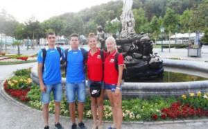 Българите с фалстарт на европейското по плажен волейбол