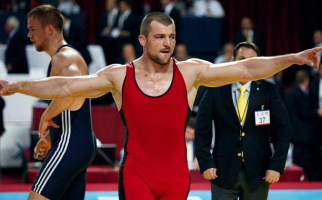Eлис Гури<strong> източник: bul-wrestling.org</strong>