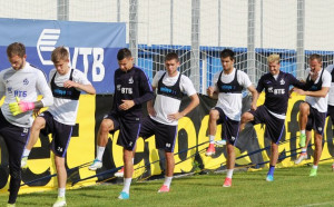 Динамо Москва завърши лагера в Балчик с победа над Черноморец