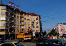 Трамвай предизвика пожар в центъра на София