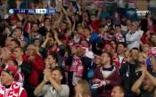 Първият гол на Европейското за младежи е домакински