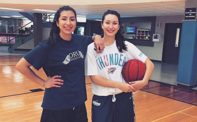 Ашли (вляво) и сестра й<strong> източник: instagram.com</strong>