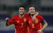 Младите звезди на Испания попиляха Македония на Европейското