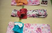 Грациите ни на традиционна церемония по обличане на кимоно<strong> източник: facebook.com/BGRGfederation</strong>