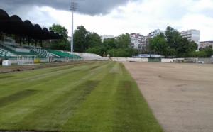 Изпратиха мача между Балчик и Созопол във Варна