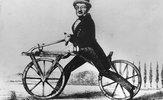 Едно от първите колела
