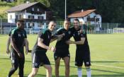 Лудогорец вече тренира в Австрия<strong> източник: http://www.ludogorets.com</strong>