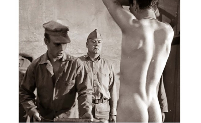 Хигиенна инспекция на военноморския флот на САЩ, 1951 г.
