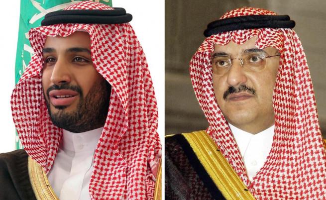 Саудитският крал смени наследника си