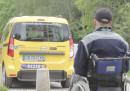 Първо специализирано такси за хора с двигателни затруднения в София