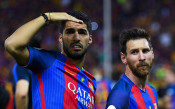 Меси и Суарес с повече голове от 74 отбора в топ 5 първенствата на Европа