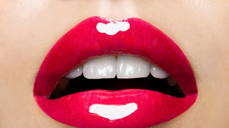 Какво разкрива формата на устните ви за характера