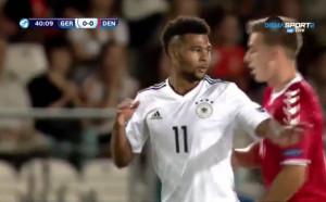 Германия - Дания 3:0 /репортаж/