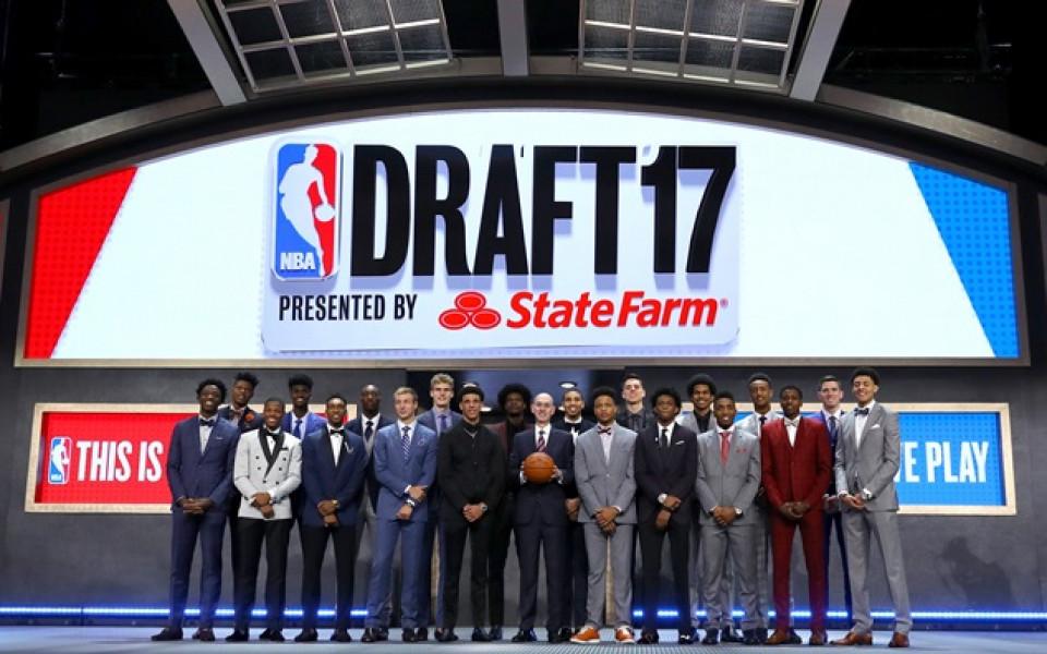 НБА одобри промени в драфт лотарията
