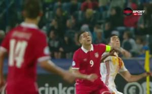 Сърбия - Испания 0:1 /репортаж/