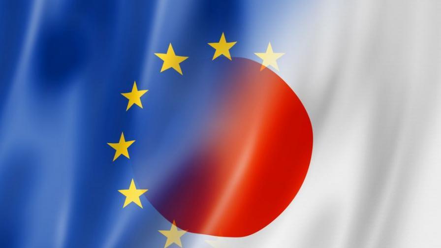 Свободната търговия между ЕС и Япония в сила от днес