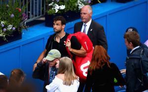 Гришо приключи в любимия Куинс на полуфинал