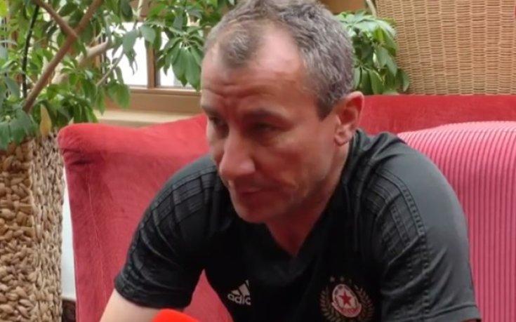 Белчев след лагера на ЦСКА: Готови сме да станем първи