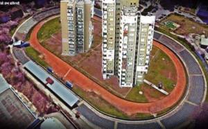 Феновете на Спартак Вн разкриха скандален опит да бъде застроен стадионът на тима