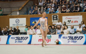 Българските гимнастички в Япония<strong> източник: facebook.com/BGRGfederation</strong>