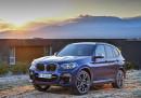 BMW показа третото поколение Х3
