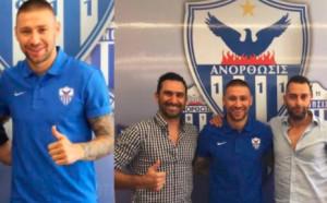 Кипърски тим представи Иван Бандаловски