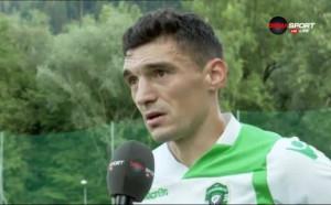 Кешеру сигурен, че Лудогорец отново ще играе в групите на ШЛ