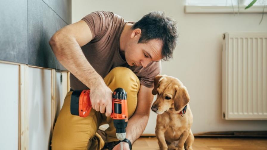 Как да направим най-изгодно ремонта вкъщи