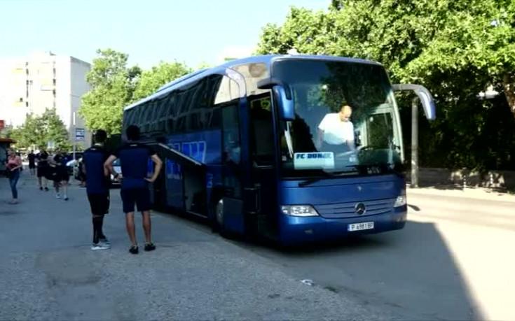 Делегацията на Дунав пристигна в Павлодар