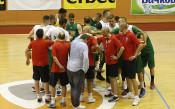 12 национали почнаха подготовка, нови капитани в баскетболната селекция