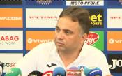 Николай Митов и очакванията му за мача със Сутиеска