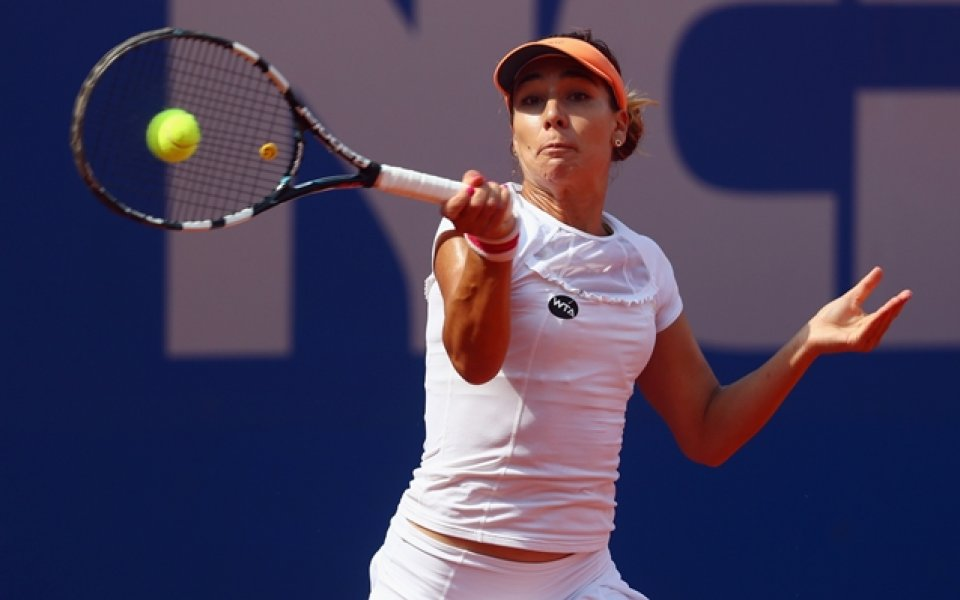 Елица Костова загуби финала на турнира по тенис на клей