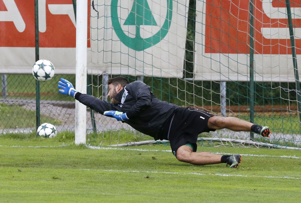 Лудогорец тренира в Австрия<strong> източник: www.ludogorets.com</strong>