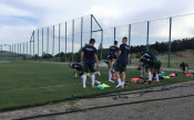 Юношеските национали с първа тренировка в Грузия