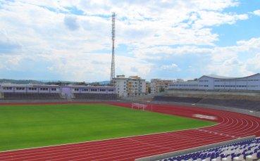 """62 години от откриването на стадион """"Ивайло"""""""